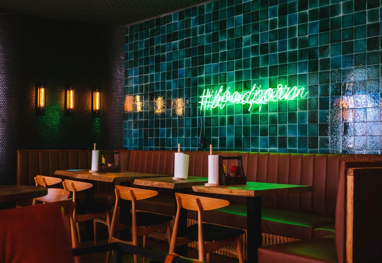 Perfect Interior Design for a Restaurant